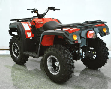 Marketing The Myth Of The Off-Road Vehicle