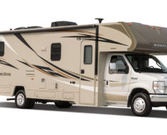 Motor Home 101: Class Types and Basic Facts